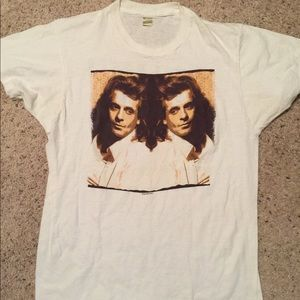 Other - RARE 1986 Eddie Money - Can't Hold Back Tour Shirt